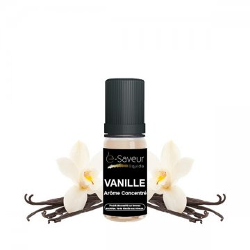 Vanilla concentrate 2 x 10ml - e-Saveur