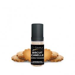 Concentré biscuit cannelle 2 x 10ml - e-Saveur