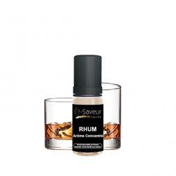 Rhum concentrate 2 x 10ml - e-Saveur