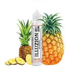 Freeze pineapple 0mg - Illuzion 50ml TPD READY