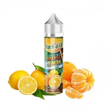 Orange Lemon 0mg 50ml - Pack à l'Ô