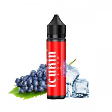 Freezy Grapes LOW MENTHOL 0mg 50ml - Fcukin Flava