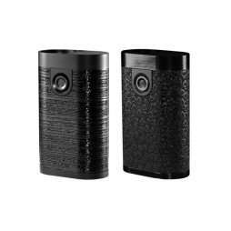 Black Engraved Mech - Armor Mods