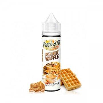 Peanut Waffle 0mg 50ml - Pack à l'Ô