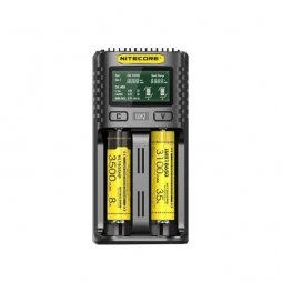 Charger UM2 Dual Slot 2A - Nitecore