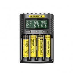 Chargeur UMS4 - Nitecore