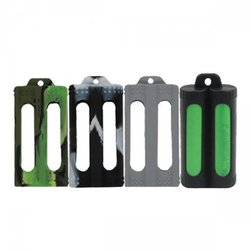 Silicone Case for 2 Batteries 18650