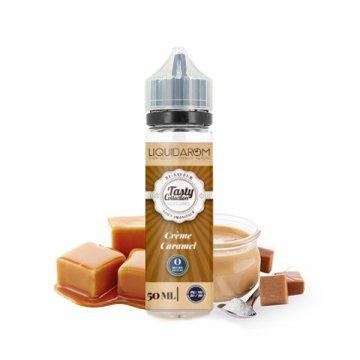 Crème Caramel 0mg 50ml - Tasty Collection