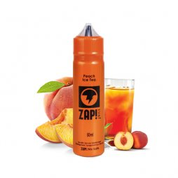 Peach Ice Tea 0mg 50ml - Zap Juice