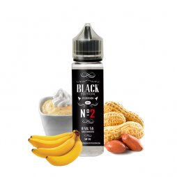 N°2 0mg 50ml - Black Edition by Liquid'arom