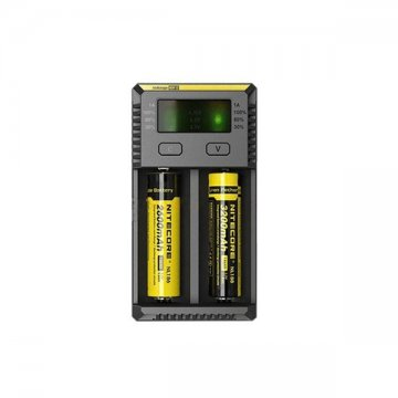 Charger New I2 Intellicharger Nitecore