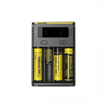 Chargeur New I4 Intellicharger Nitecore