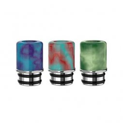 Drip tip Stainless resin - Fumytech