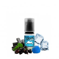 Nic Salts Blue Devil 10ml - Les Devils