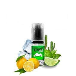 Sel de Nicotine Green Devil 10ml - Les Devils