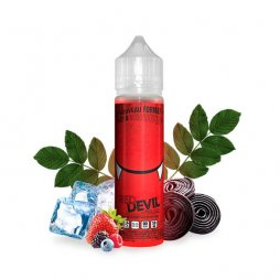 Red Devil 0mg 50ml - Les Devils
