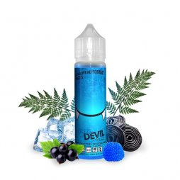 Blue Devil 0mg 50ml - Les Devils