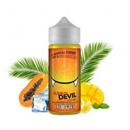 Sunny Devil 0mg 90ml - Les Devils