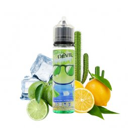 Green Devil Fresh Summer 0mg 50ml - Les Devils by Avap