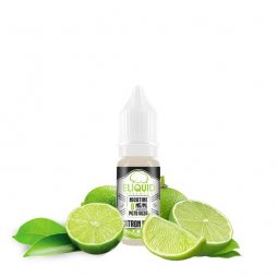 Citron Vert 10ml - Eliquid France