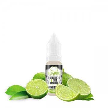 Citron Vert 10ml - Eliquid France