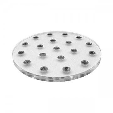 Présentoir vissable pour atomiseurs - 19places (C005)