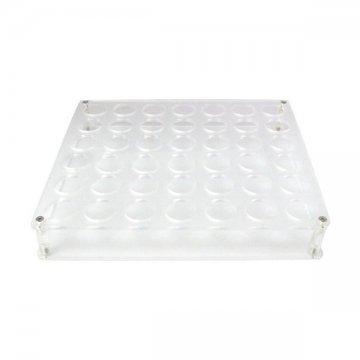 Présentoir E-liquide 42 places diamètre 2.5cm