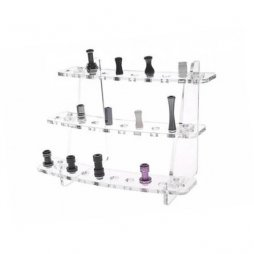 Drip Tip Display Unit 3 floors 30 places