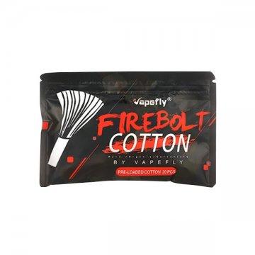 Firebolt Coton avec aglets - Vapefly