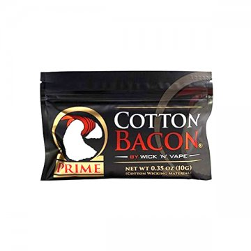 Cotton Bacon Prime - Wick N' Vape