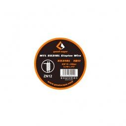 MTL SS316L clapton wire 10ft - Geekvape