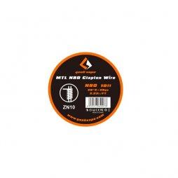 MTL N80 Clapton Wire 10ft - Geekvape