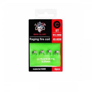 Raging Fire Coil N80 C 0.32 ohm  - Demon Killer
