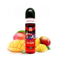 Red Mango 0mg 50ml - Juice 66