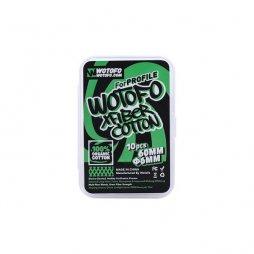 Coton Xfiber pour Profile (10pcs) - Wotofo