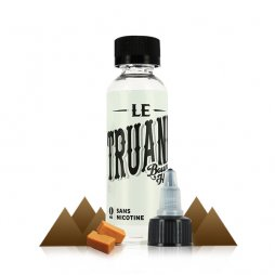 Le Truand 0mg 50ml - Bounty Hunters