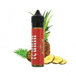 Freezy Pineapple LOW MENTHOL 0mg 50ml - Fcukin Flava