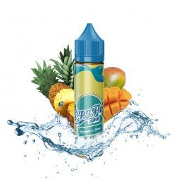 Pineapple Mango 0mg 50ml - Supafly by Airmust