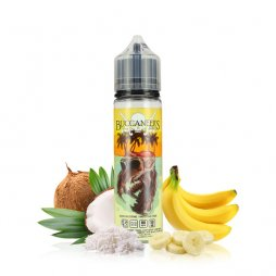 Skull Island 0mg 50ml - Buccaneer's Juice