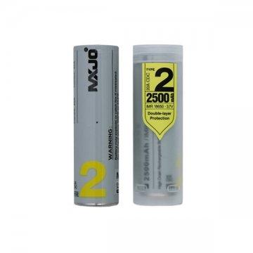 Battery 18650 20A 3.7V 2500mAh - MXJO