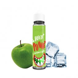 Pomme 0mg 50ml - Liquideo Freeze