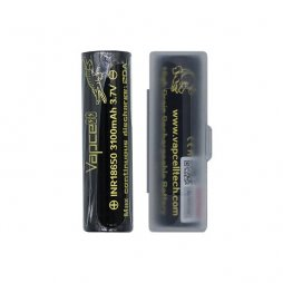 Accus 18650 3000mAh 20A - Vapcell