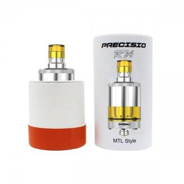 Precisio RTA MTL 2.7ml 22mm - BD Vape