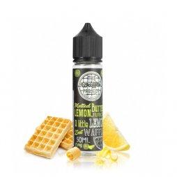 Lemon Waffle 0mg 50ml - The Waffle Project
