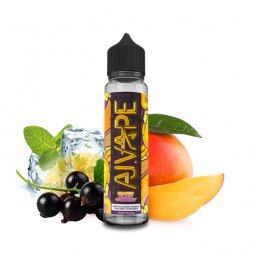Mango Blackcurrant 0mg - AJ Vape 50ml TPD FRANCE & BELGIQUE