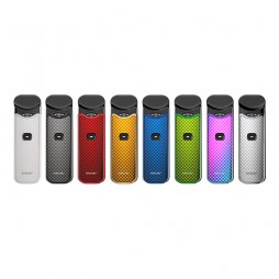 Pack Nord Pod 3ml 15W 1100 mAh NEW COLOURS - Smoktech
