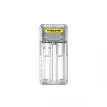 Charger Q2 2-slot 2A EU Version - Nitecore