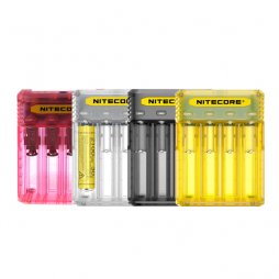 Charger Q4 4-slot 2A EU Version - Nitecore