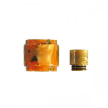 Pyrex TFV12 Prince Visual Resin + Drip tip