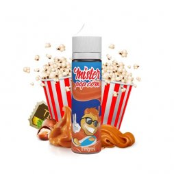 Mister Pop Corn 0mg 50ml - O' Juicy